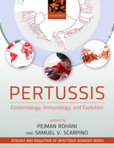 image of pertussis book cover